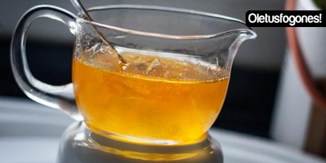 Ole tus fogones alm bar de naranja y naranjas confitadas - Como se hace el almibar ...
