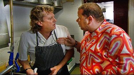 Ole tus fogones pesadilla en la cocina programa 1 de for Pesadilla en la cocina brasas