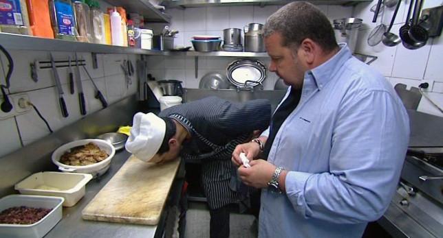 Ole tus fogones pesadilla en la cocina archives ole tus for Pesadilla en la cocina brasas