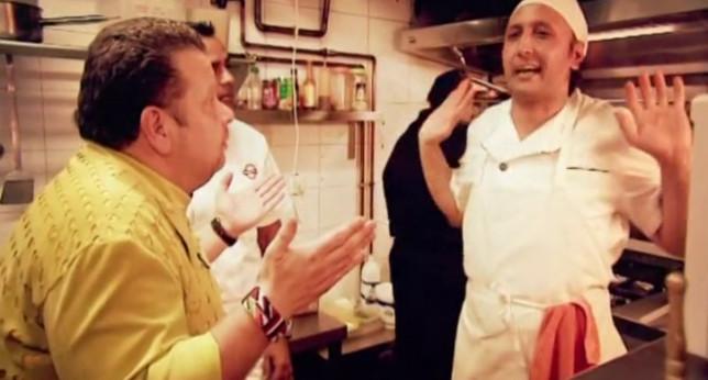 Ole tus fogones pesadilla en la cocina archives ole tus for Pesadilla en la cocina sukur