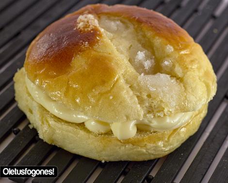Como hacer crema pastelera | Ole tus fogones