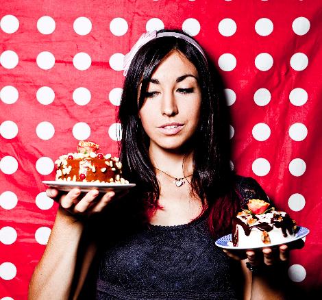 Fotografía : Objetivo Cupcake Perfecto