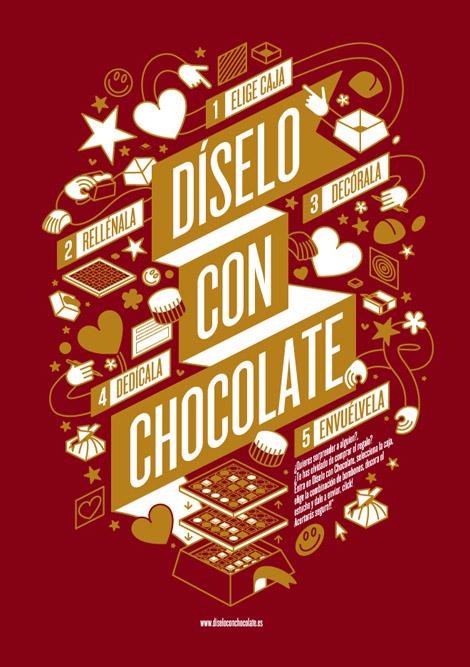 Díselo con chocolate | Nestlé