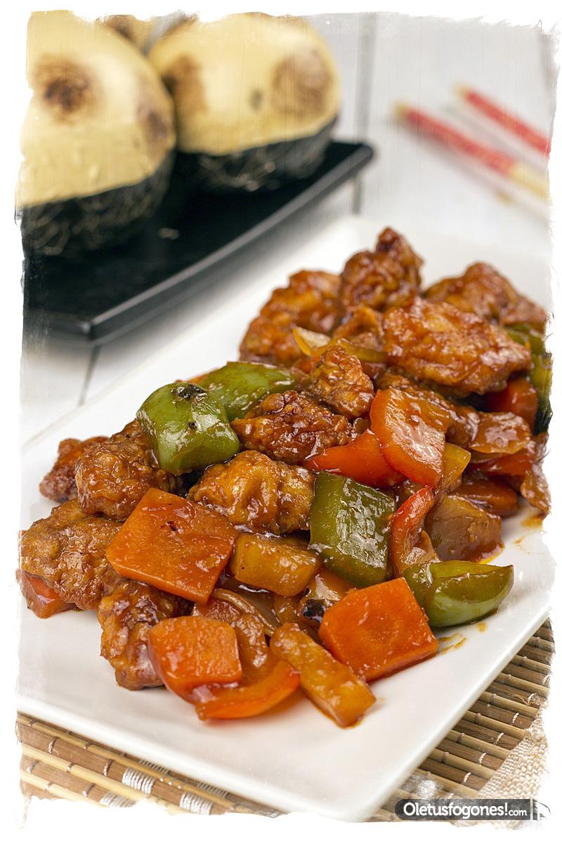 Cerdo agridulce cocina for Recetas facilisimo